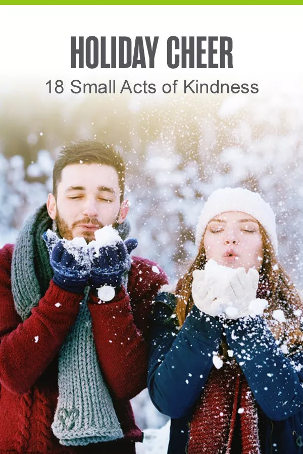 Not sure how to spread holiday cheer in your community? From creating homemade cards to donating to local charities, discover ways to give back in this guide! via @extraspace