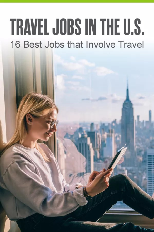 Looking for careers that allow you to travel for work? From nursing to event planning, check out these 16 career travel opportunities! via @extraspace