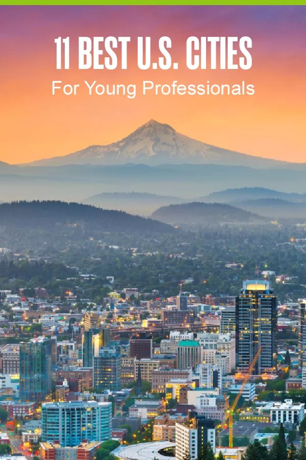 From popular cities like #Portland to lesser-known spots like Sioux Falls, these 11 best places for young professionals offer affordable living, strong job markets, and more! via @extraspace