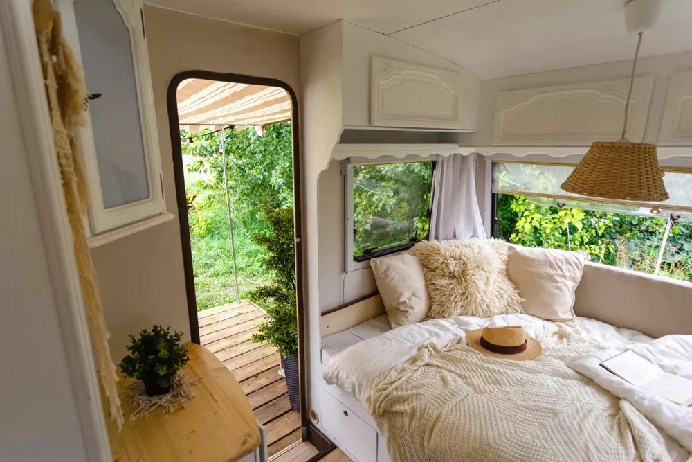 Remodel Your RV with These 23 Makeover Ideas via @extraspace