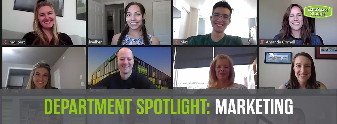 Featured Image: Extra Space Storage Department Spotlight: Marketing