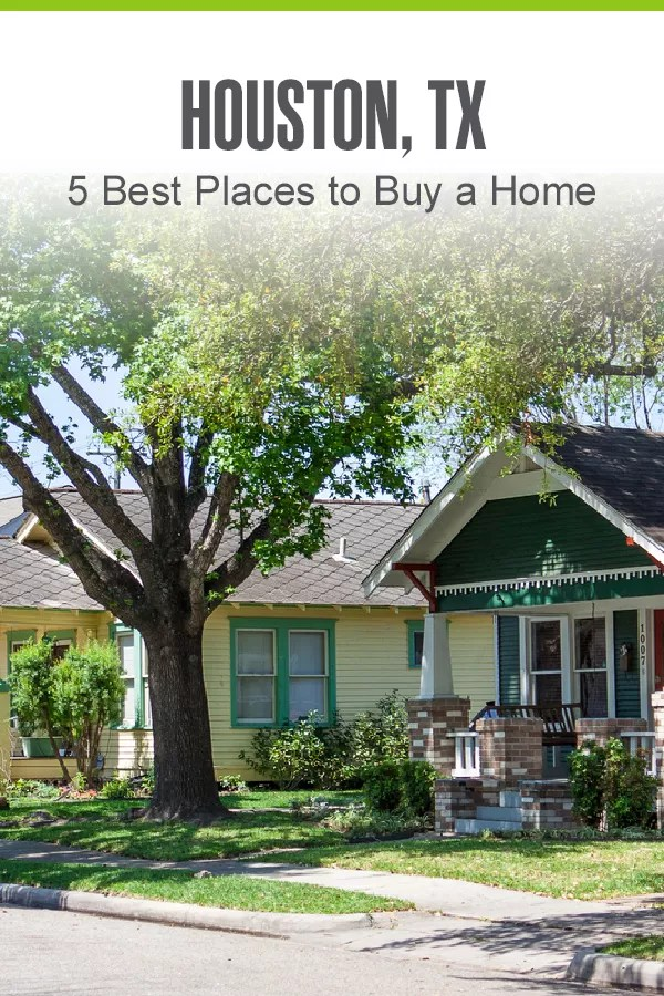 Thinking about living in Houston? These five Space City neighborhoods offer affordability, safety, and things to do nearby, making them great places to buy a home in Houston! via @extraspace