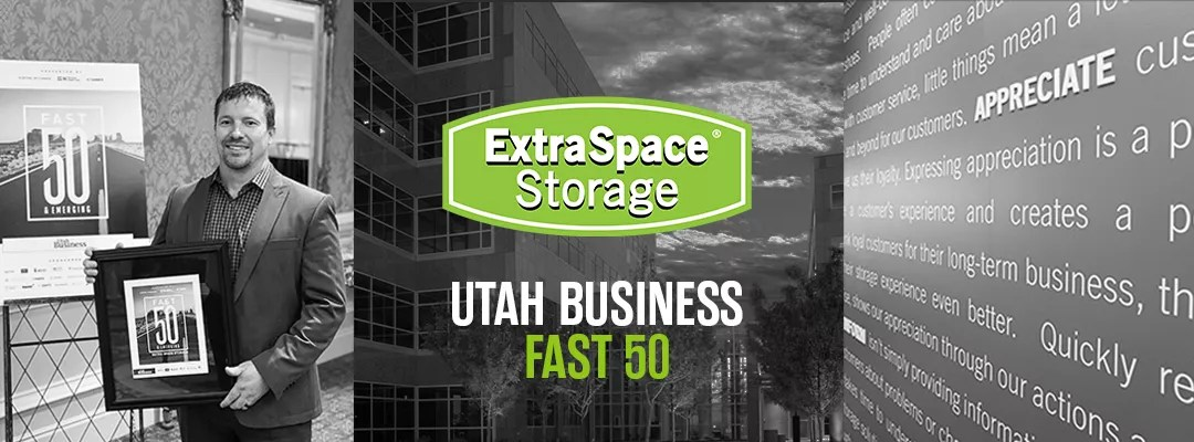 Extra Space Storage Recognized in Utah Business' 2020 Fast 50 List via @extraspace