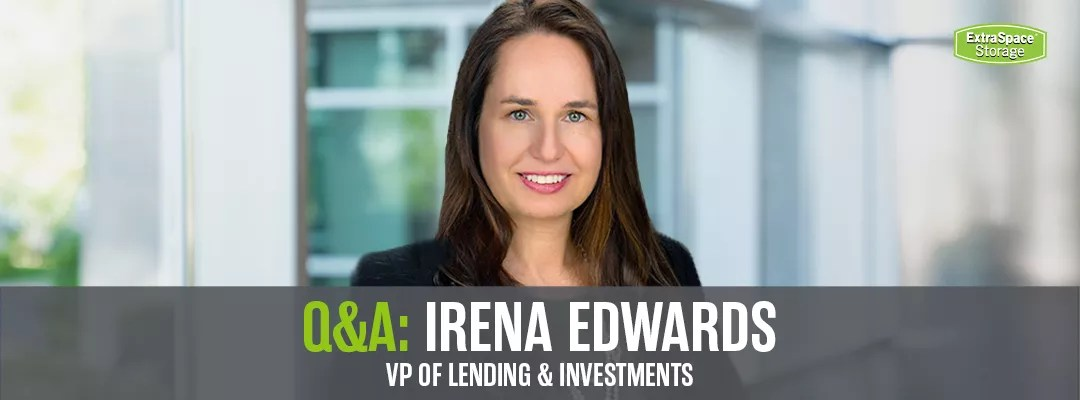 Featured Graphic: Q&A: Irena Edwards: VP of Lending & Investments