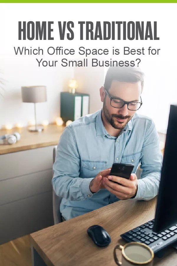 Are you debating where to set up your small business operations? Check out the pros and cons of running a small business from a home office vs. a traditional office! via @extraspace