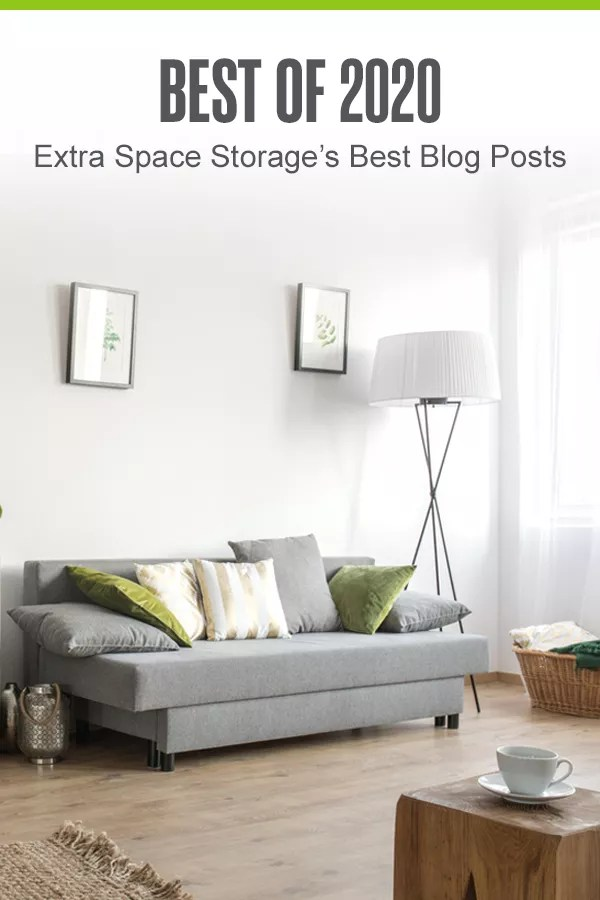What are the top posts on the Extra Space Storage blog from 2020? From best cities for young professionals to farmhouse style decor, see the top 10 posts. via @extraspace