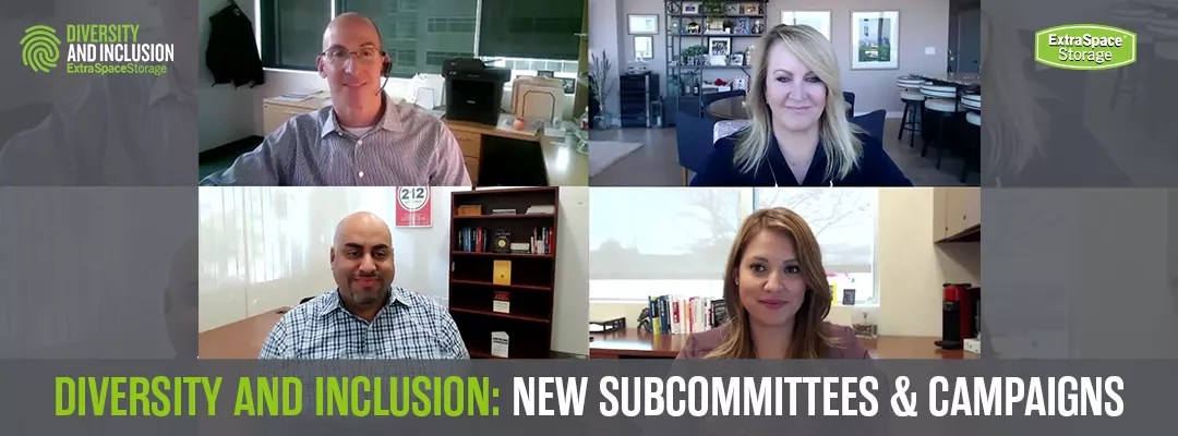 Diversity & Inclusion: New Subcommittees & Campaigns