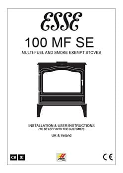 ESSE guides for our stoves and cookers downloaded here