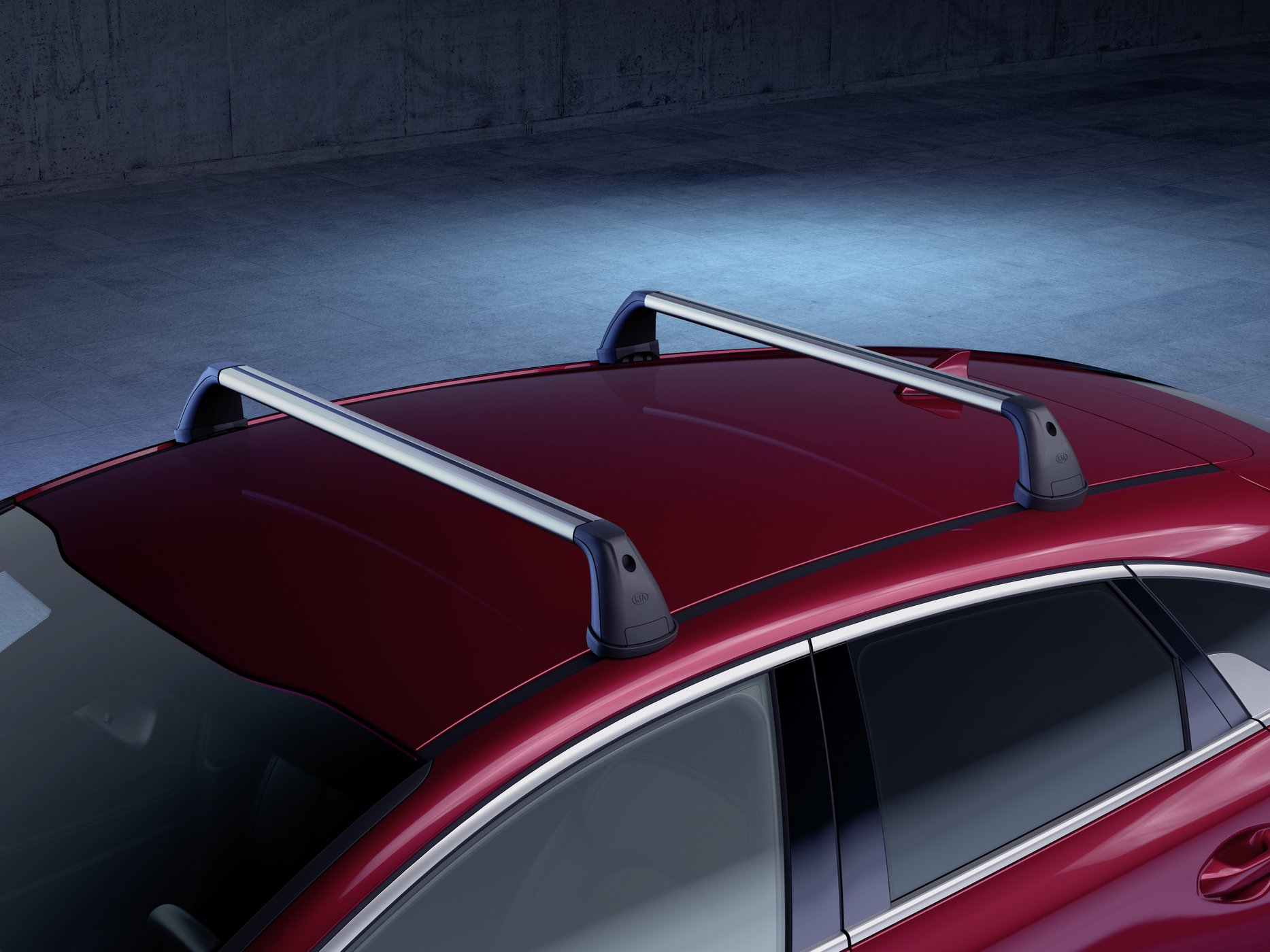 roof rack aluminium proceed without