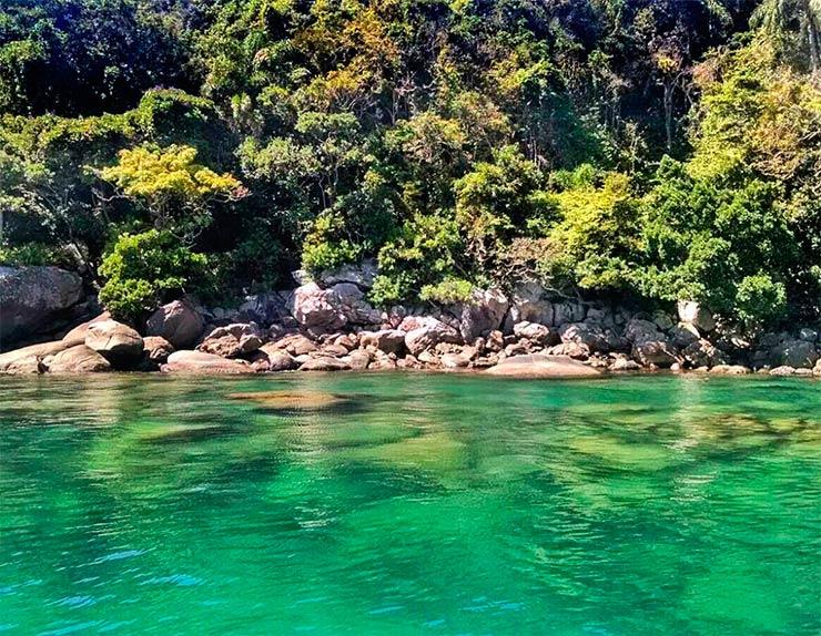 Praias paradisíacas do Sudeste (Foto: Henrique Bezerra/Esse Mundo É Nosso)