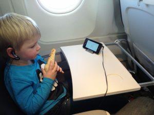 Airplane entertainment