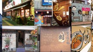 【店舗外装・壁画イラスト作成】外壁デザイン・手書き看板