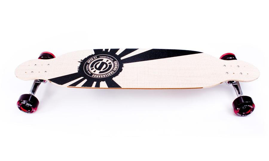 original skateboards apex37 longboard
