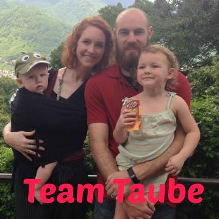 Five Minute Friday: My Tiny Team