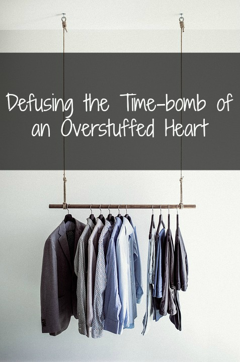 Defusing the Time-Bomb of an Overstuffed Heart