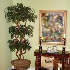 Potomac-MD-interior-designer-Shiva-Rostami-dining-room-classic-traditional-topiary