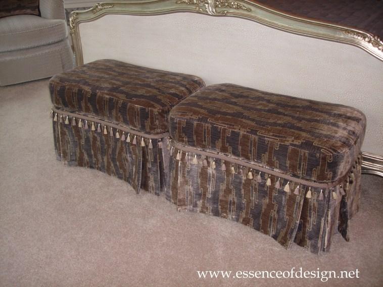 Potomac-MD-interior-designer-Shiva-Rostami-mclean-va-elegant-transitional-custom-ottoman