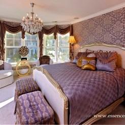Potomac-Maryland-Interior-Designer-Shiva-Rostami-Chevy-Chase-master-bedroom-purples