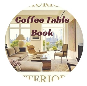 Coffee Table Book Luxurious Interiors