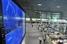 Exkursion: RWE Trading Floor
