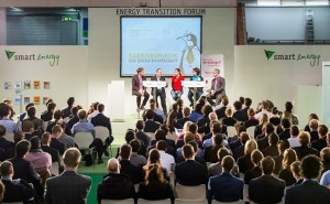 Reminder: Karriereforum auf der E-world 2017
