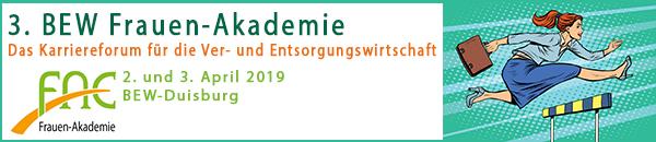 3. BEW-Frauen-Akademie 2019