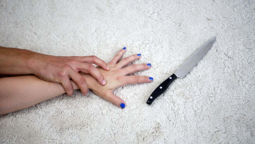 Kerala: Woman chops off genitals