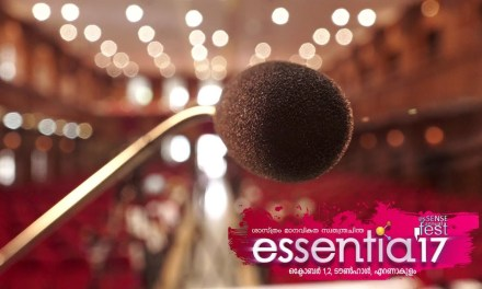 Program Schedule of esSENTIA17 – esSENSE Annual Fest