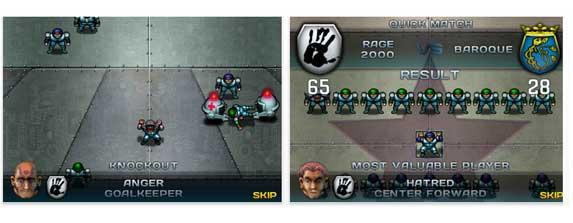 speedball2 AOTD : Speedball 2 Evolution for iPhone