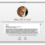 Mac OS X lion Installation Screen Shots (Golden Master: 11A511)