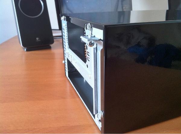 Spire PCI Bracket Spire PowerCube ITX Case SPM210B