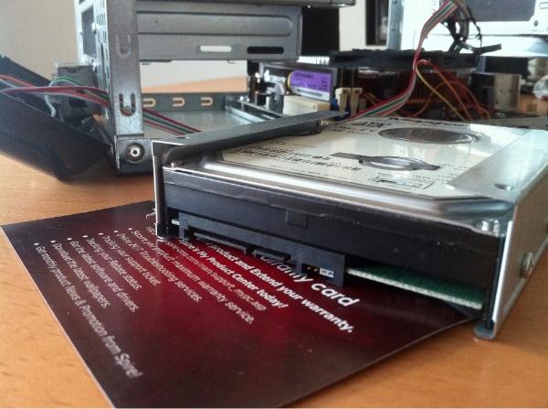 Spire PowerCube HDD Bracket Spire PowerCube ITX Case SPM210B