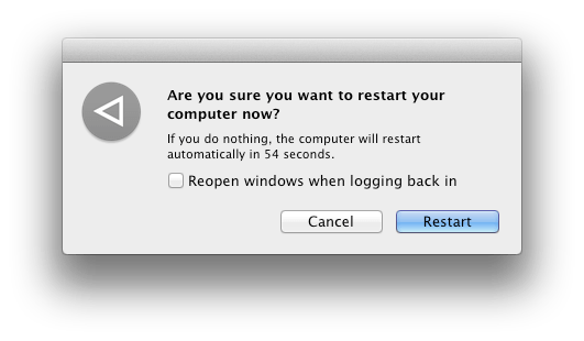 Moutain Lion Shutdown OS X 10.8 Mountain Lion Preview : More Features and UI Changes Revealed