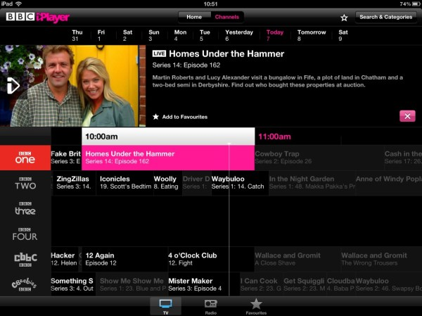 BBC iPlayer How To Watch TV On Your iPhone or iPad