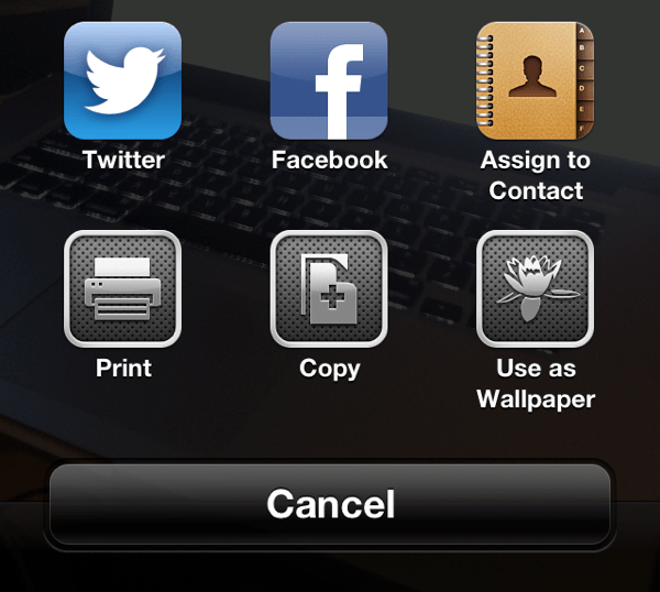 ios 6 beta 2 new twitter Icon iOS 6 Beta 2 Released : Heres Whats New.