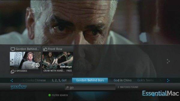 YouView Search 600x337 Review, Hands On : YouView Humax DTR T1000 PVR with IP TV