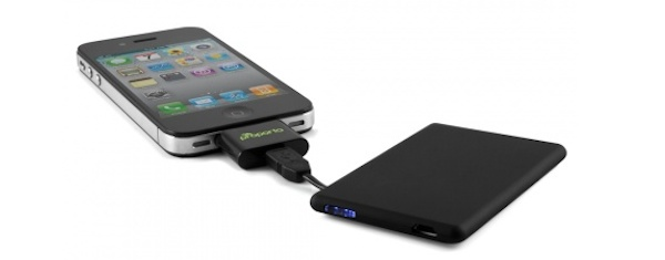 Proporta TurboCharger Pocket Power To the Rescue   iPhone Portable Charges from Proporta