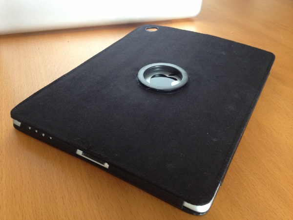 ipevo pv01 foliomode Reviewed : IPEVO PV 01 360 Degrees Rotating Folio Case for the new iPad 3 and iPad 2