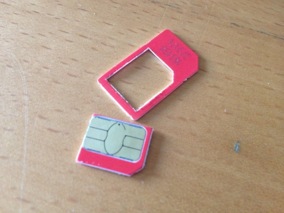 Virgin Sim to Micro Sim Finished Result 586x440 Will a virgin mobile sim (uk) work in an iPhone