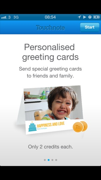 1365596413 Touchnote Postcards and Cards From Your iPhone Made with FREE World Wide Delivery