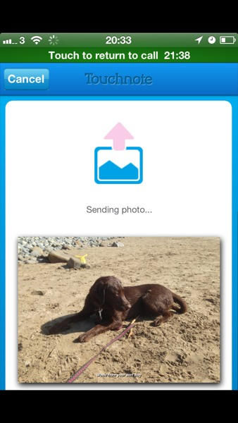 1365625201 Touchnote Postcards and Cards From Your iPhone Made with FREE World Wide Delivery