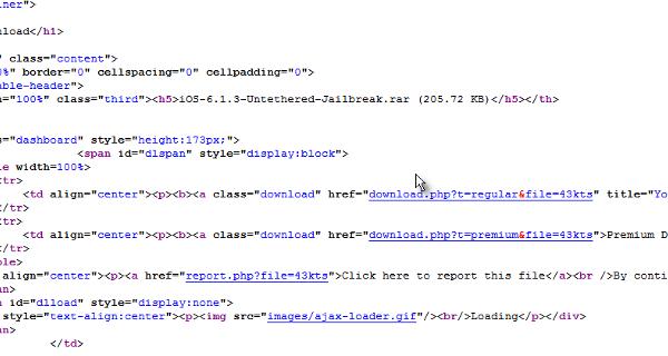 alphajailbreak ios fake alphajailbreak, a jailbreak for ios 6.1.3 is another fake / scam site.