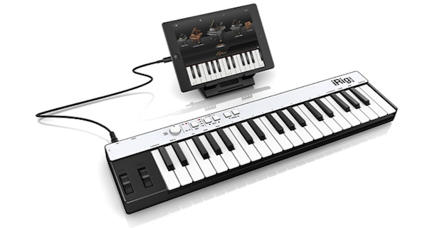 iRig KEYS iRig Keys The First Lightning Port Compatible Music Keyboard