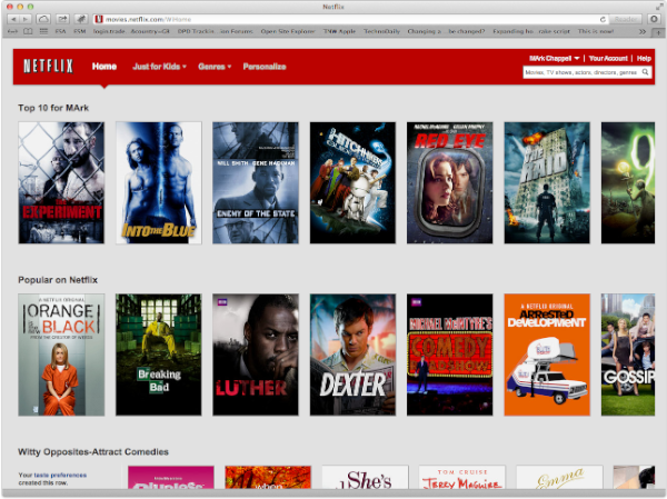 Neflix Before HideIPVPN HideIPVPN Review: View TV from Anywhere To Anywhere