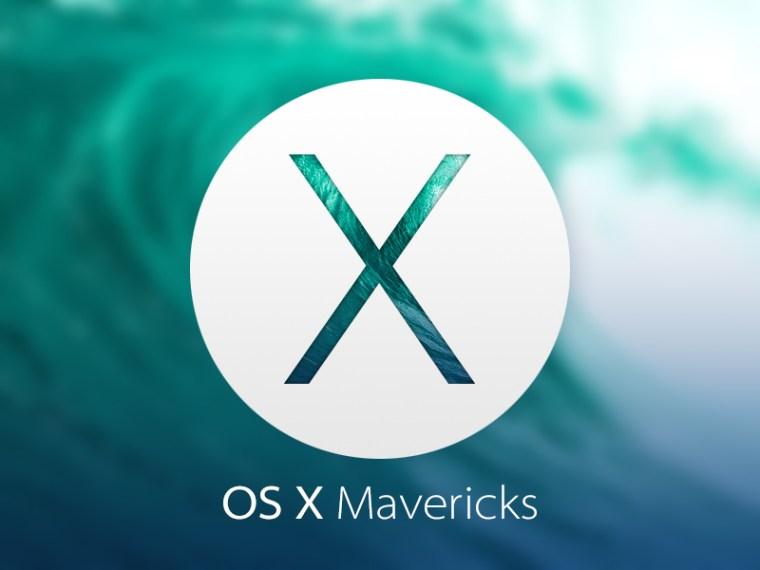 osx mavericks OS X Mavericks Goes GM. Release Date 22nd October