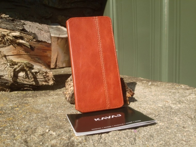 Kavaj Leather Dallas Case Closed KAVAJ Leather iPhone Case Dallas in Cognac Brown First Look.
