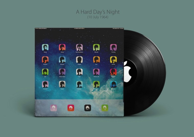 What you get if you cross Apple and The Beatles?