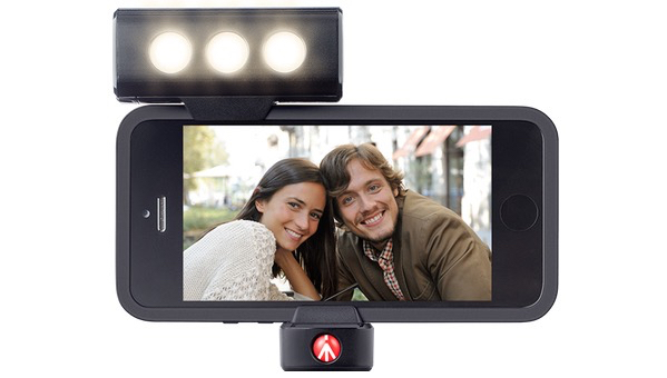 Manfrotto KLYP+ the New All in One Photographic Solution for iPhone 6 and 6 Plus
