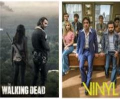 Walking Dead And Vinyl Sponsored Post: NOW TV Whats On February   New Walking Dead