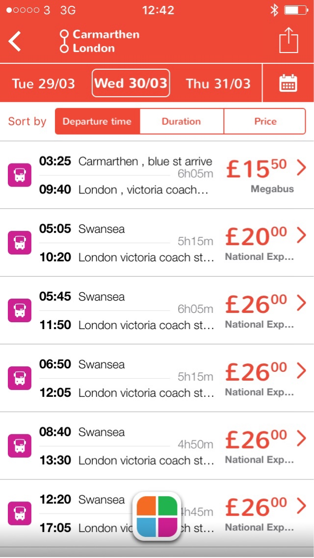 1459251793 thumb App Review : Gopili find cheap tickets for planes, trains, automobiles and coaches.